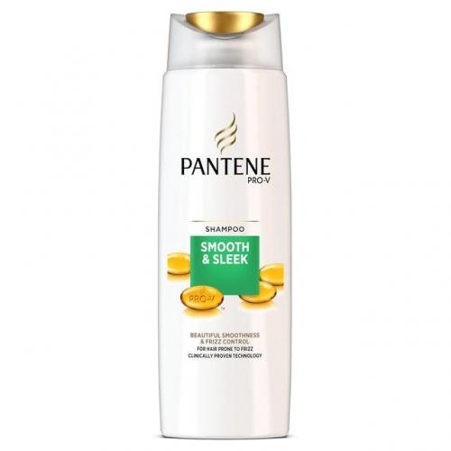 Pantene Smooth & Sleek Shampoo 250ml