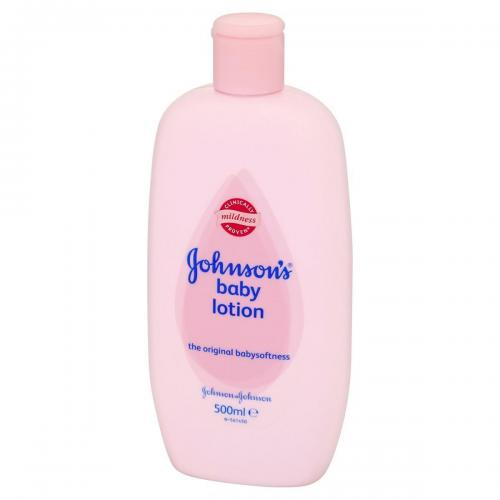 Johnsons Baby Gold Shampoo 500ml