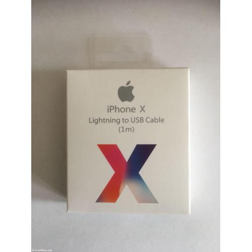 iPhone X Lightning to USB Cable 1M
